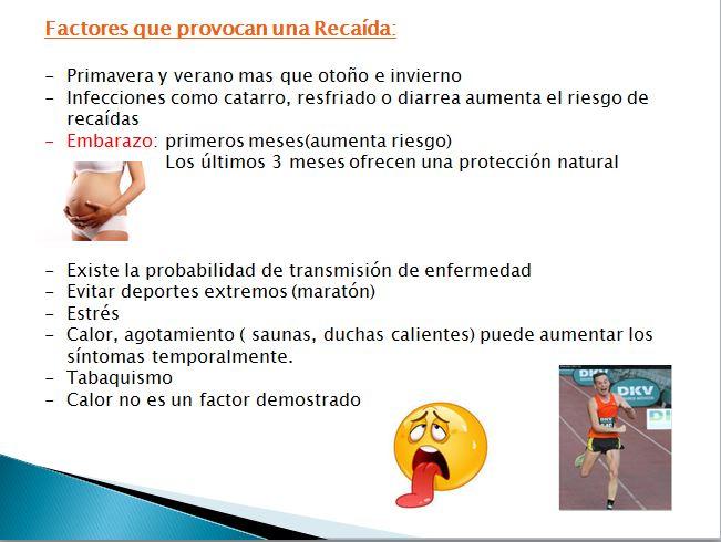 factores esclerosis
