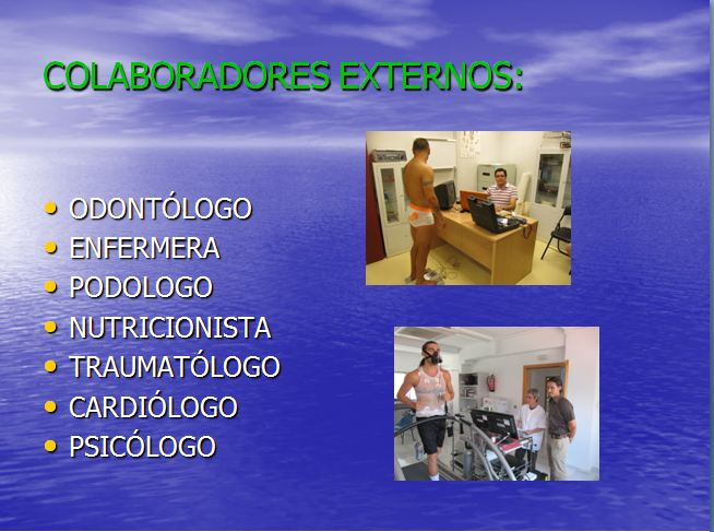 colaboradores médicos